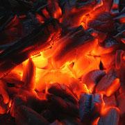 gegrillte Saiblinge vom Holzkohlengrill - gegrillt von fischgenuss Chef Andreas Nägler