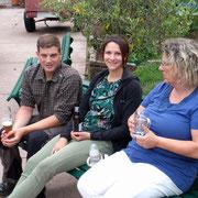 Besenwirtschaft bei Familie Murer