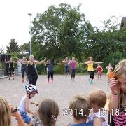 (C) Susanne Murer, Dorffest 2015
