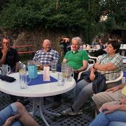2. Besenwirtschaft bei Familie Theobald
