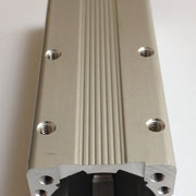 空圧機器部品 アルミ 切削加工 日本製