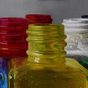 Formación de color 2011 || Óleo tabla, 50X168 cm.