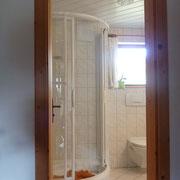 Fewo Bergblick Dusche/WC