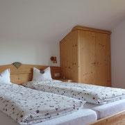 Bergblick Schlafzimmer Süd