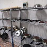 本格的な料理道具
