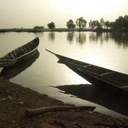 Niger-Strom in Mali