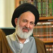 Der Groß-Ajatollah von Ghom empfängt uns in seiner Bibliothek