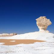 """In der """"Weißen Wüste"""""""