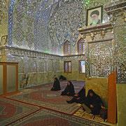 Shiraz, Mausoleum von Shah Cheraq