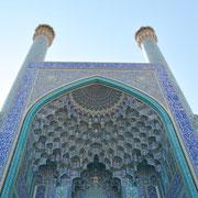 "Isfahan, Portal der ""Masdjed-e Imam"""