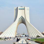 Teheran, Azadi-Monument