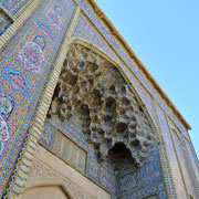 "Shiraz, Moschee ""Nasir-al-Molk"""
