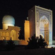 Samarkand, Gur Emir, Grabstätte von Amir Timur