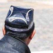die typische Kopfbedeckung der Männer