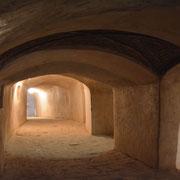 Yazd, unterirdischer Wintergebetsraum der Freitagsmoschee