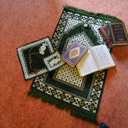 Hotelservice: Gebetsutensilien für den frommen Shiiten