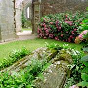 Bretagne, Kloster Beaufort