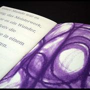 24ig seitiges Heft 3-farbig bedruckt mit FM-Raster