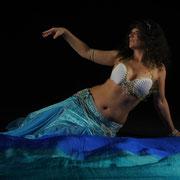 Tänzerin: Leela. Foto: Ulli Uleifoto