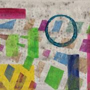 Transparent, 50x30 cm
