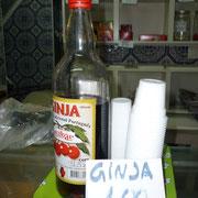 Ginga Kirschlikör