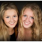 zussen foto, Glamourfotografie het leukste uitje voor vrouwe, Fotoshoot, vriendinnenfotoshoot, gezellige, ongedwongen, vriendinnen, studio,