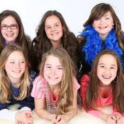 kinderfeestje glamour fotoshoot, Kids Glamour Party. Speciaal voor meiden vanf 11 jaar heeft Make U Up een geweldige Glamour Part
