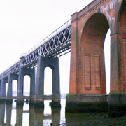 Le pont ferroviaire Tay Bridge (2003)