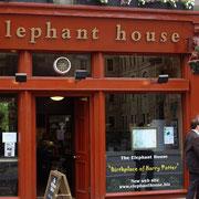Elephrant House, lieu de naissance d'Harry Potter