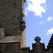Statue de William Wallace sur le Monument William Wallace