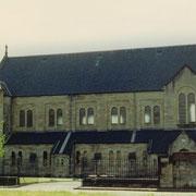 Cathédrale Saint-Mirin de Paisley (photo de 1988)
