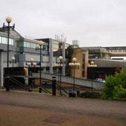 Centre commercial de Cumbernauld (élévation ouest)