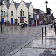 Rue principale de Fort William