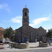 Vieille église de Eyemouth transformée en musée (photo de 2004)