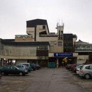 Centre commercial de Cumbernauld (élévation est)