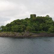 Château de Dunollie de la ville d'Oban