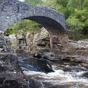 Pont et chûte d'Invermoriston
