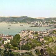 Oban entre 1890 et 1905