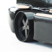 auto der black racers, f1 2012