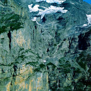 Fründenschnur und Blümlisalp über dem Öschinensee
