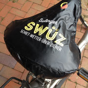 Fahrradsattelüberzieher SWÜZ