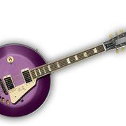artblow - GEORG HIEBER: Pan Tar - Traditional Violett