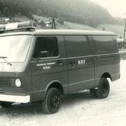 KRF Gosau 1985