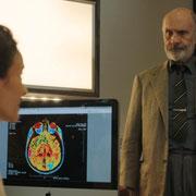 Apparence - 2015 - Huile sur toile -  60x73 cm -  Prêté pour le tournage de la série télévisée Dix pour cent pour jouer avec Guy Marchand