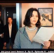 vant l'orage - 2014 - Huile sur toile, 49x65 cm - Prêté pour le tournage de la série télévisée Dix pour cent pour jouer avec Julliette Binoche