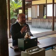 クラブ創立記念日 田中会長挨拶