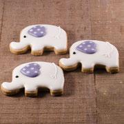 Olifantjes koekjes