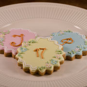 Jubileum koekjes