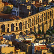 The Old Aqueduct - Kamares (source:www.epas-kaval.kav.sch.gr)