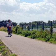 pistes cyclables - vélo - Marquenterre - Baie de Somme